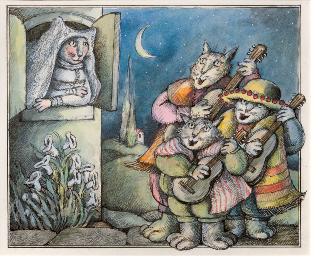 Arnold-Lobel,-Whiskers-and-Rhymes