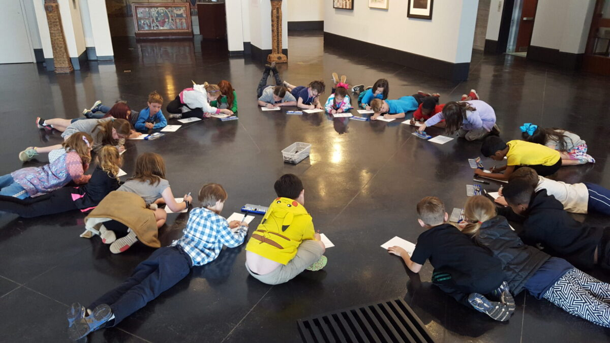 Group Art Activity
